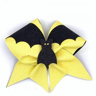 cheer bow Halloween