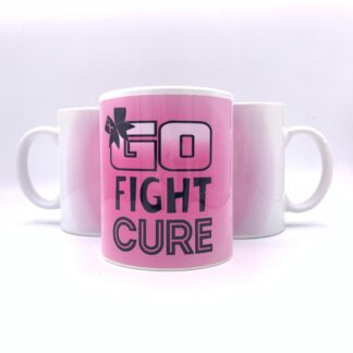Fight Cancer Tasse