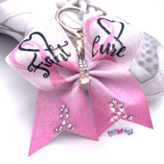 Cheerbow Schlüsselanhänger Fight Cancer
